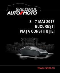 Afis Salonul Auto-Moto