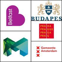 Logo-urile altor orase din lume