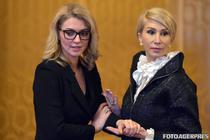 Alina Gorghiu si Raluca Turcan
