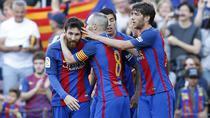 Barcelona, victorie cu Villarreal