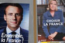 Emmanuel Macron, victorie zdrobitoare in fata lui Marine Le Pen