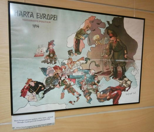 Expozitie: Romania in Primul Razboi Mondial (2)