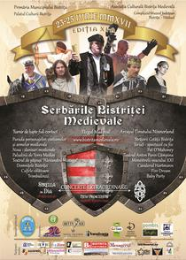 Serbarile Bistritei Medievale 2017