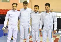 Echipa masculina de spada a Romaniei