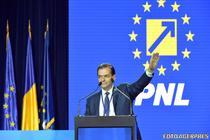Ludovic Orban la Congresul PNL din 2017