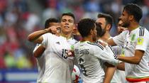 Mexic, remiza cu Portugalia