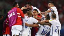 Chile, victorie impotriva Camerunului