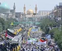 Manifestatii masive in tot Iranul contra Israelului si SUA