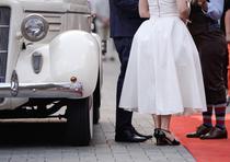 Concursul de Eleganta Auto de la Sinaia