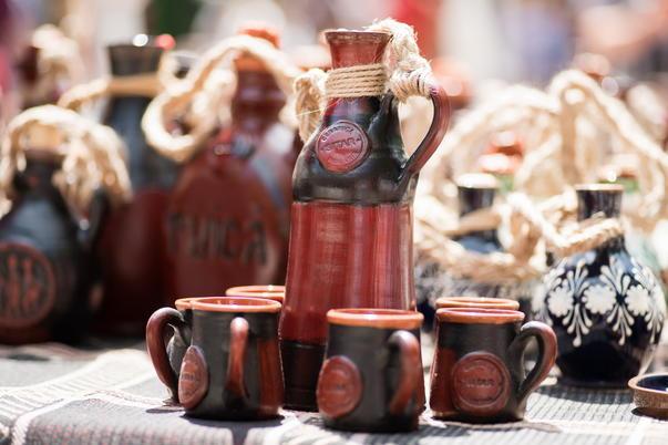 Târgul naţional de ceramică CUCUTENI 5000. Ediția 2017