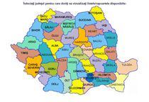 Harta rezultatelor la evaluarea nationala