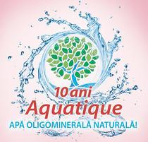 Aquatique - 10 ani