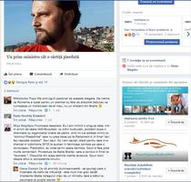 Ce a postat Misu Negritoiu despre Mihai Tudose