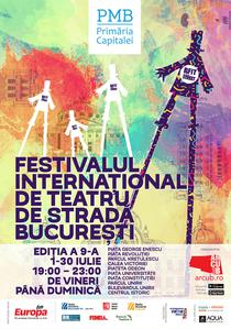 Festivalul International de Teatru de Strada B-Bit in the street