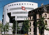 Sediu al Bancii Reglementelor Internationale