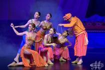 Baletul Seherezada: foto Mihai Cratofil