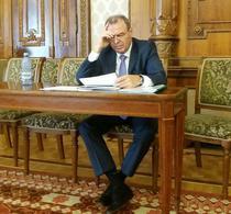 Lucian Sova, la audierile din Parlament