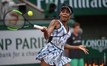 Venus Williams, la Roland Garros