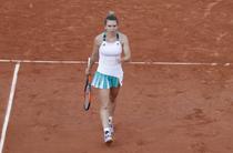 Simona Halep, la Roland Garros