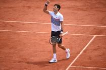 Novak Djokovic, la Roland Garros