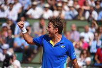 Stanislas Wawrinka, la Roland Garros