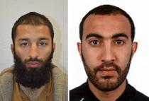 Doi dintre atacatorii de la Londra - Khuram Shazad Butt si Rachid Redouane