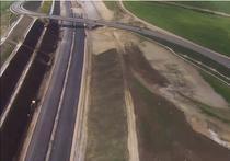 Autostrada A10 Sebes - Turda (iunie 2017)