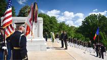 Iohannis la Monumentul Soldatului Necunoscut