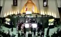 Atac armat in parlamentul iranian