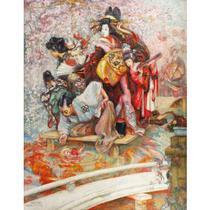 Curtezane din Shimabara, de Samuel Mutzner