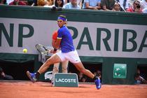 Rafael Nadal, in semifinale la Roland Garros