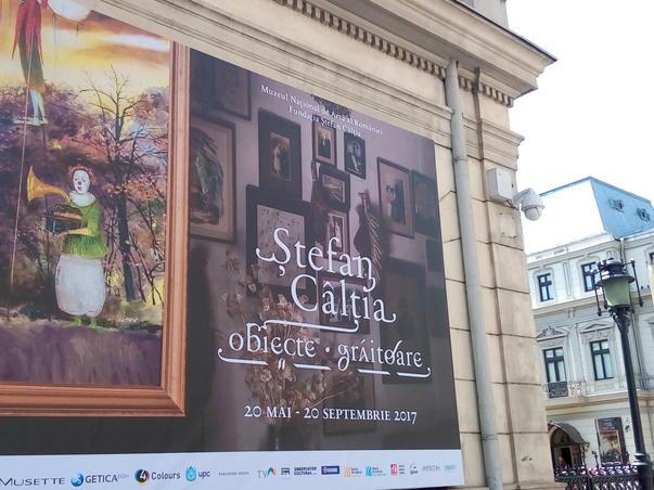 Stefan Caltia - Obiecte graitoare