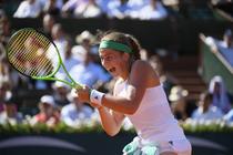 Jelena Ostapenko, la Roland Garros