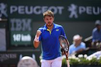 Stan Wawrinka, in finala la Roland Garros