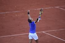 Rafael Nadal, in finala de la Roland Garros