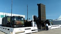 Sistemul SAMPT cu rachete Aster 30, expus la Salonul de la Paris