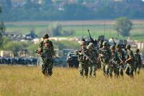 Militari la exercitiul Saber Guardian 2017