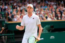 Sam Querrey, la Wimbledon