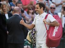 Roger Federer, vesnic favorit la Wimbledon