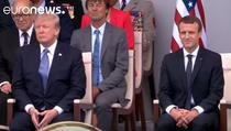 Macron si Trump asista la defilarea de 14 iulie