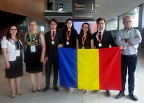 Medalii de aur si argint pentru elevii romani la Olimpiada Internationala de Chimie