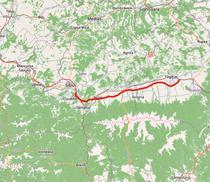 Autostrada A13 Sibiu - Fagaras