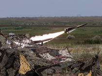 Racheta HAWK lansata la Capu Midia