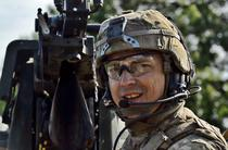 Bogdan Baitan, specialist in US Army