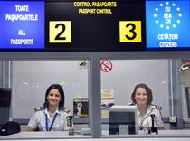 Control pasapoarte