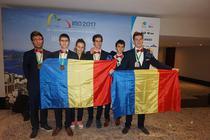 Olimpiada Internationala de Matematica 2017