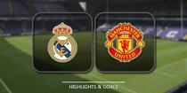 Real Madrid, infrangere la penaltiuri cu Manchester United