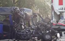 Grav accident rutier in Ungaria Arhiva