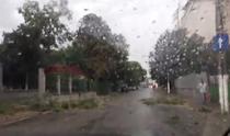 Furtuna in Galati