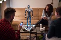 boxa inteligenta finantata pe Indiegogo